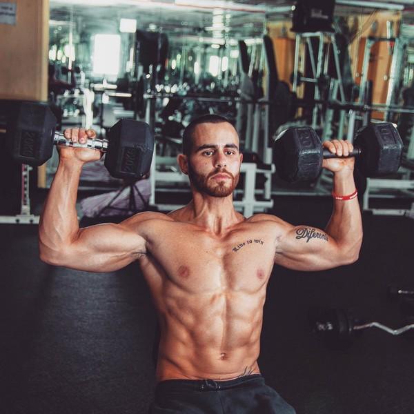 Shoulders exercises