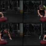 bosu ball push ups