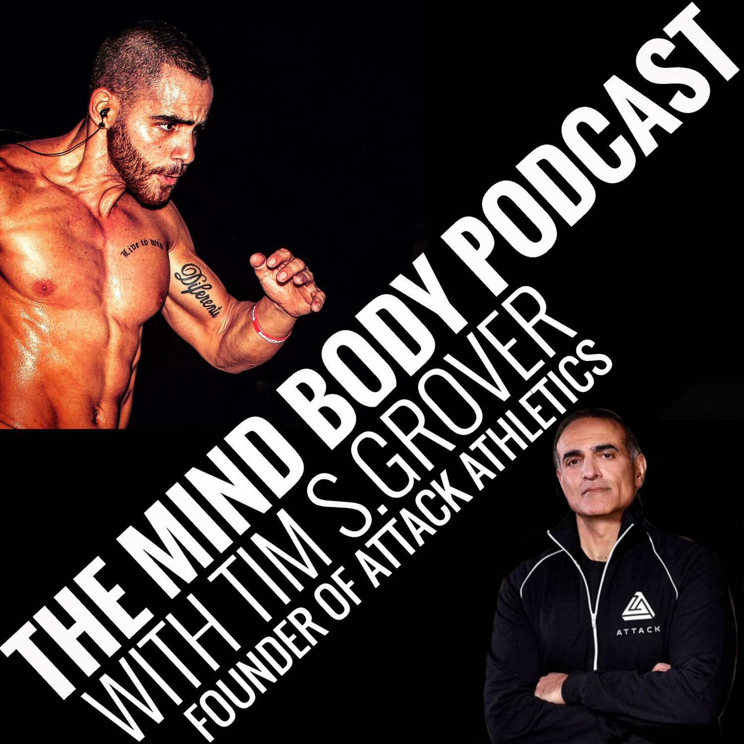 1d865aeb9438 Interview With Tim Grover On Developing The Mindset Of A Champion - Lidor  Dayan